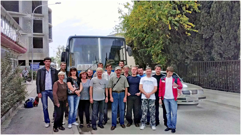 Таганрогский след на строительных объектах Олимпиады Сочи-2014 (Интервью), фото-21
