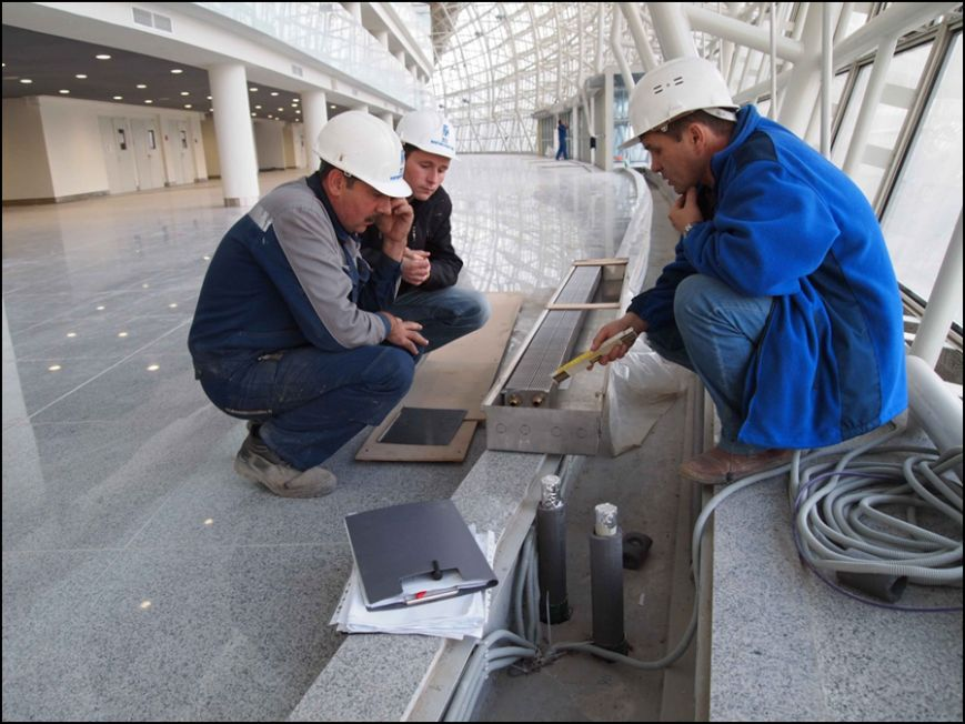 Таганрогский след на строительных объектах Олимпиады Сочи-2014 (Интервью), фото-7