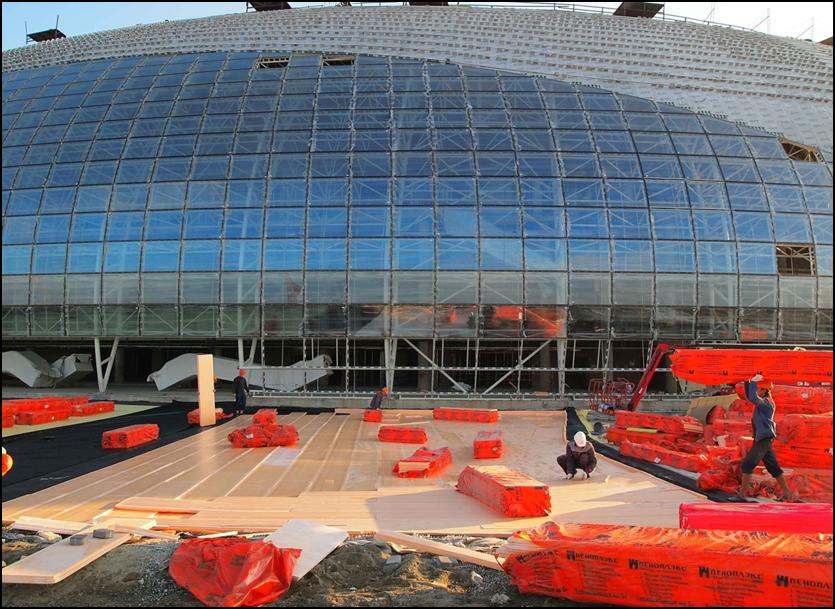 Таганрогский след на строительных объектах Олимпиады Сочи-2014 (Интервью), фото-19