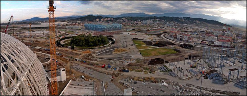Таганрогский след на строительных объектах Олимпиады Сочи-2014 (Интервью), фото-3