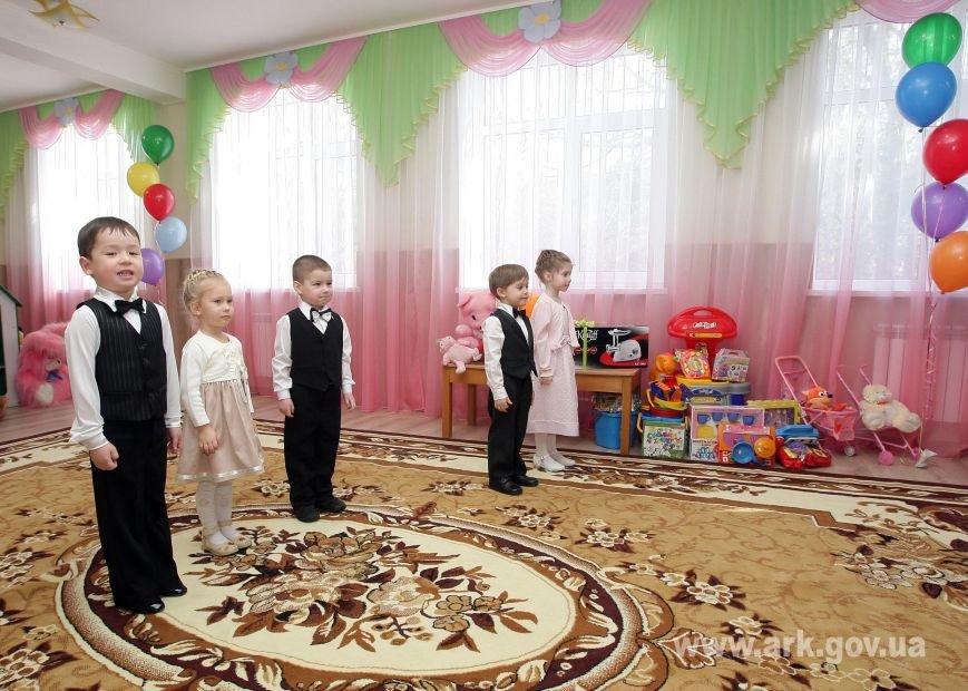 В Симферополе открыли новый детский сад на месте детдома (ФОТО), фото-3
