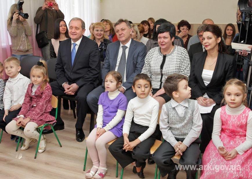 В Симферополе открыли новый детский сад на месте детдома (ФОТО), фото-4