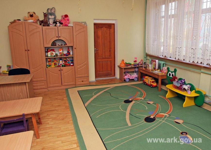 В Симферополе открыли новый детский сад на месте детдома (ФОТО), фото-2