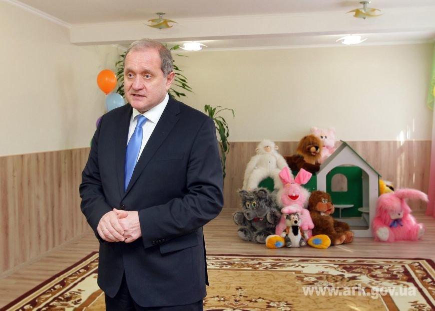В Симферополе открыли новый детский сад на месте детдома (ФОТО), фото-5