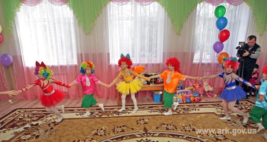 В Симферополе открыли новый детский сад на месте детдома (ФОТО), фото-6