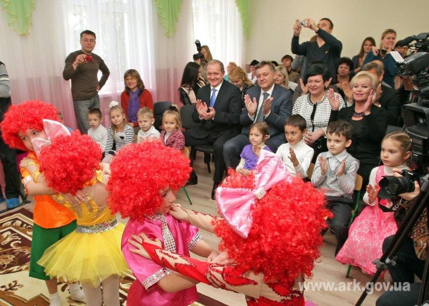 В Симферополе открыли новый детский сад на месте детдома (ФОТО), фото-7
