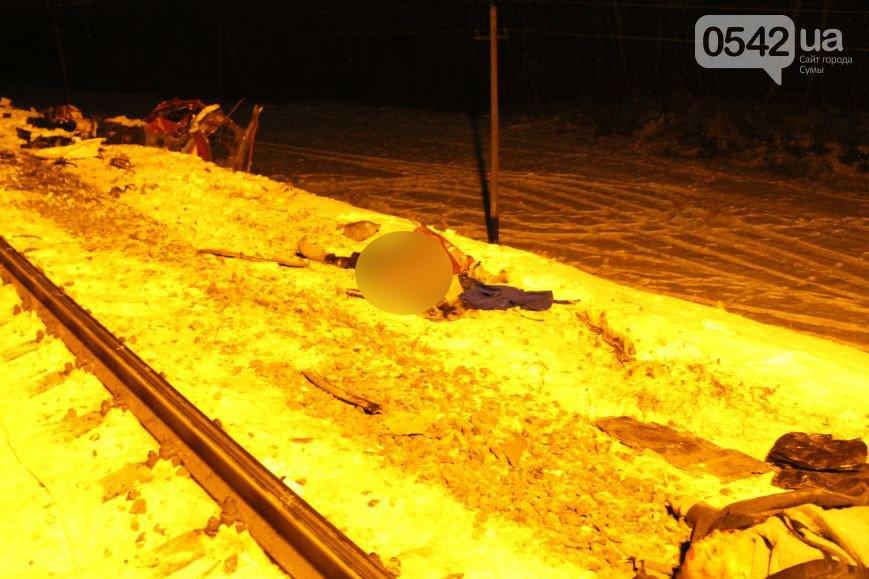 В Сумах водитель маршрутки засмотрелся и угодил под поезд: 12 жертв (ФОТО+ВИДЕО) (ОБНОВЛЕНО), фото-15