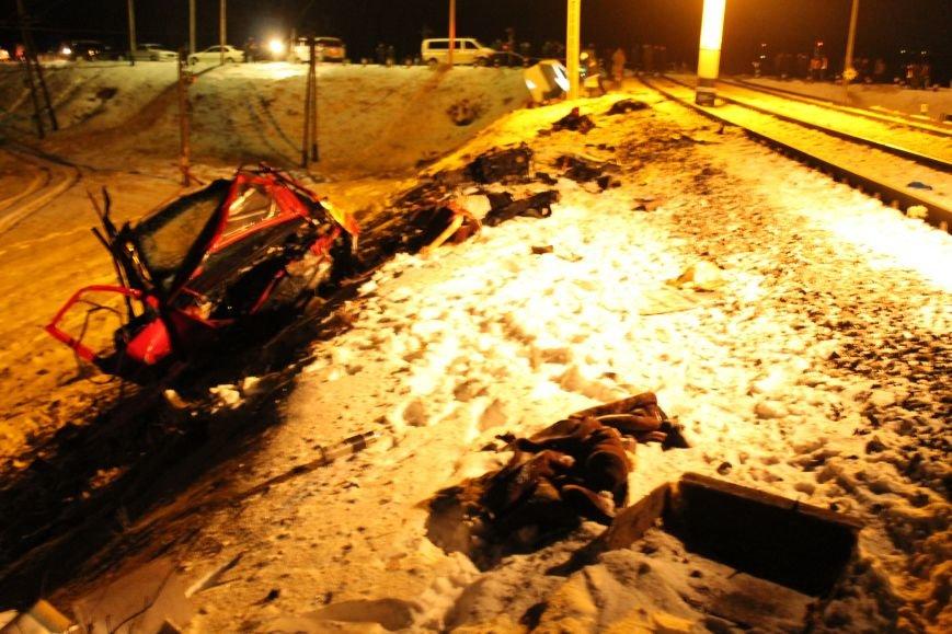 В Сумах водитель маршрутки засмотрелся и угодил под поезд: 12 жертв (ФОТО+ВИДЕО) (ОБНОВЛЕНО), фото-8