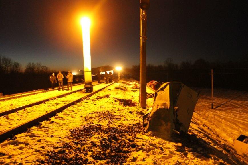 В Сумах водитель маршрутки засмотрелся и угодил под поезд: 12 жертв (ФОТО+ВИДЕО) (ОБНОВЛЕНО), фото-4