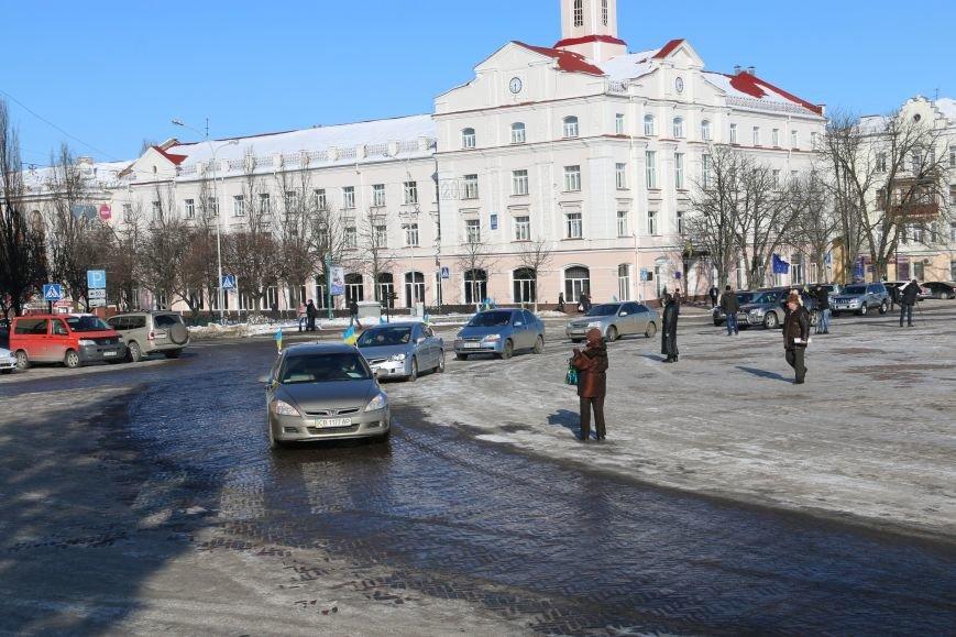 Черниговские «автомайдановцы» поддержали столичных … автопробегом (ОБНОВЛЕНО), фото-22