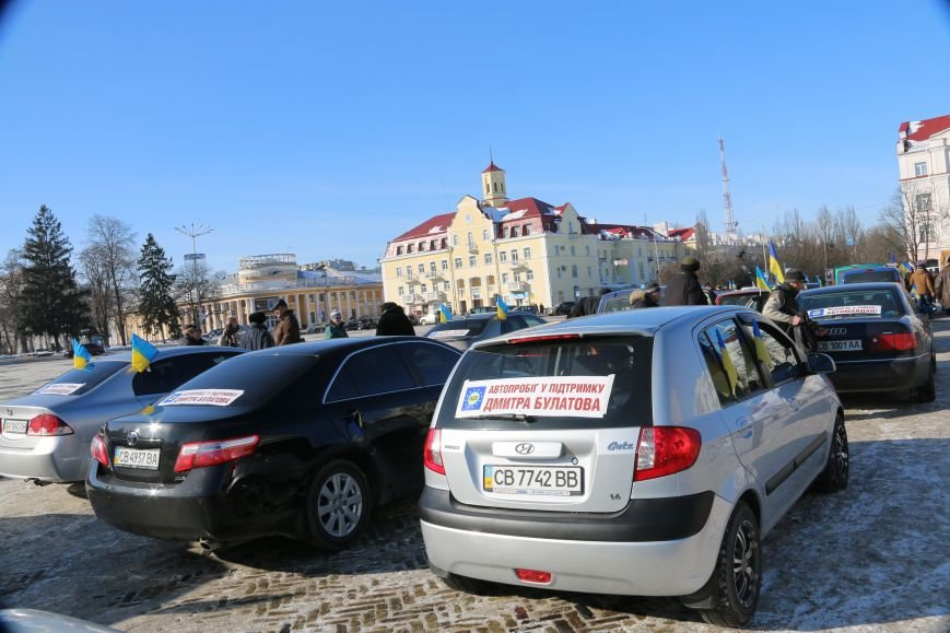 Черниговские «автомайдановцы» поддержали столичных … автопробегом (ОБНОВЛЕНО), фото-20
