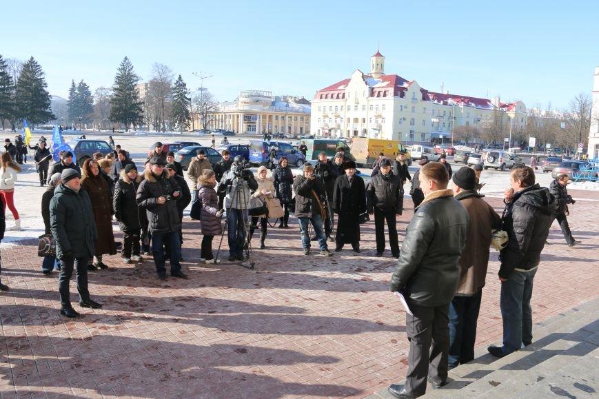 Черниговские «автомайдановцы» поддержали столичных … автопробегом (ОБНОВЛЕНО), фото-12