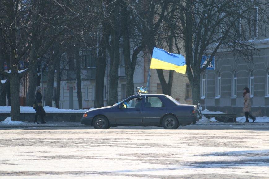 Черниговские «автомайдановцы» поддержали столичных … автопробегом (ОБНОВЛЕНО), фото-26