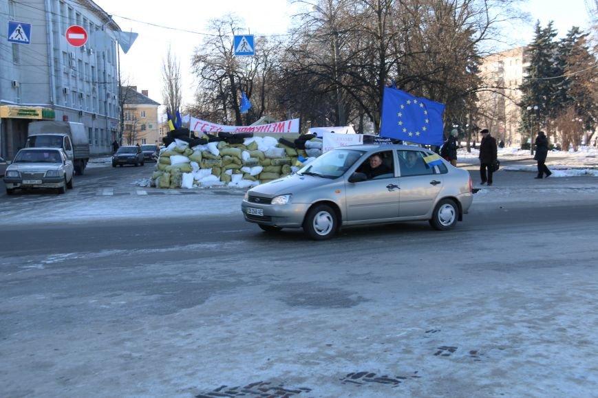 Черниговские «автомайдановцы» поддержали столичных … автопробегом (ОБНОВЛЕНО), фото-29