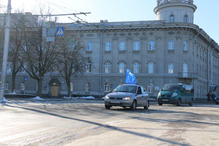 Черниговские «автомайдановцы» поддержали столичных … автопробегом (ОБНОВЛЕНО), фото-27