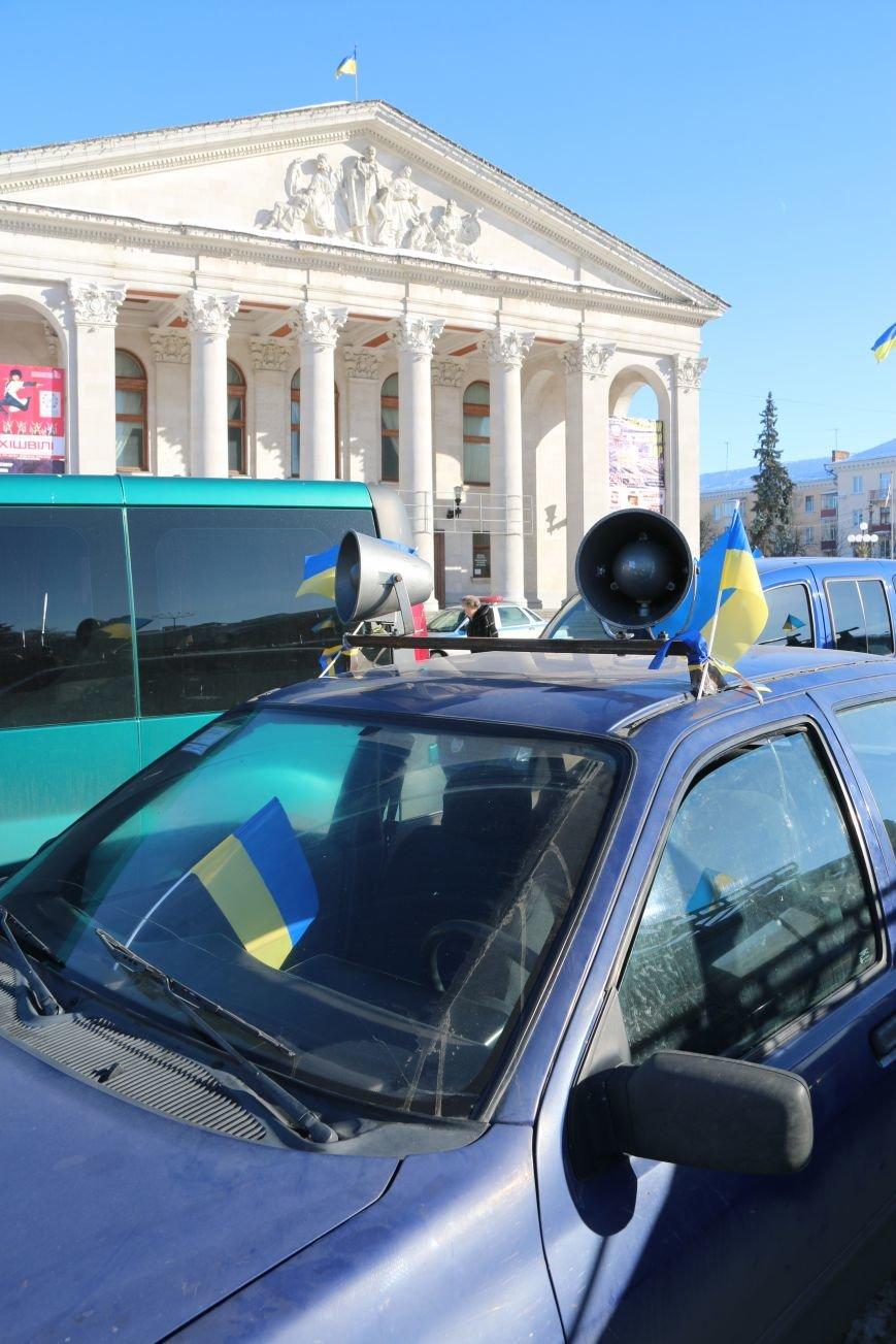 Черниговские «автомайдановцы» поддержали столичных … автопробегом (ОБНОВЛЕНО), фото-2