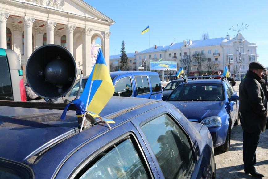 Черниговские «автомайдановцы» поддержали столичных … автопробегом (ОБНОВЛЕНО), фото-3