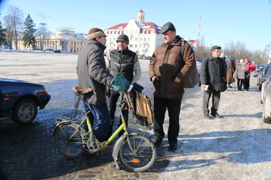Черниговские «автомайдановцы» поддержали столичных … автопробегом (ОБНОВЛЕНО), фото-19