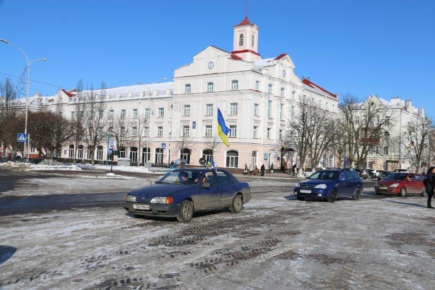 Черниговские «автомайдановцы» поддержали столичных … автопробегом (ОБНОВЛЕНО), фото-24