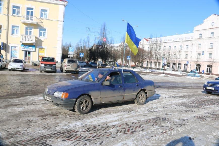 Черниговские «автомайдановцы» поддержали столичных … автопробегом (ОБНОВЛЕНО), фото-25