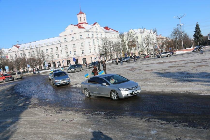 Черниговские «автомайдановцы» поддержали столичных … автопробегом (ОБНОВЛЕНО), фото-23