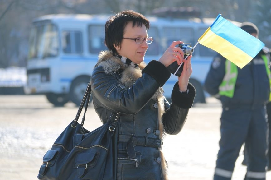 Черниговские «автомайдановцы» поддержали столичных … автопробегом (ОБНОВЛЕНО), фото-10
