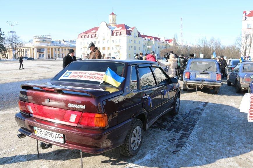 Черниговские «автомайдановцы» поддержали столичных … автопробегом (ОБНОВЛЕНО), фото-5