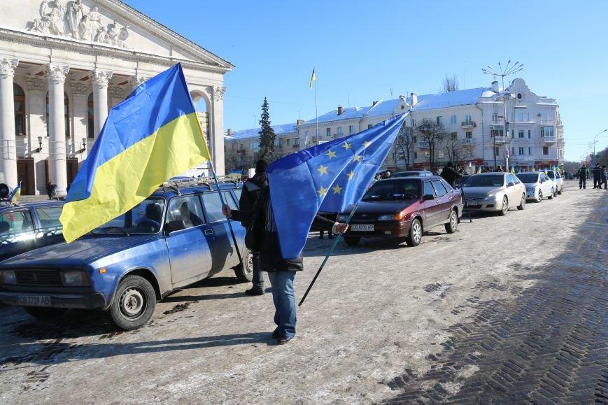 Черниговские «автомайдановцы» поддержали столичных … автопробегом (ОБНОВЛЕНО), фото-15