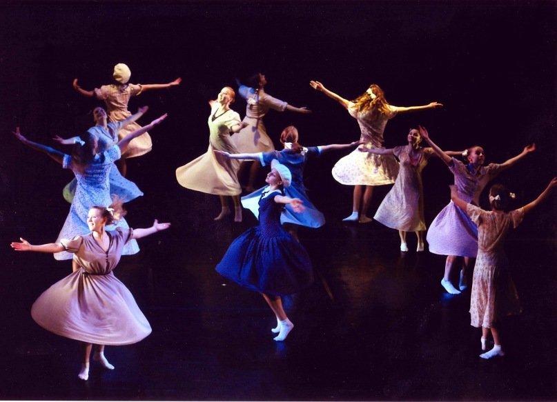 Встречайте: «Танц-Акц-и-я» Театра-студии современной хореографии в Домодедово, фото-3