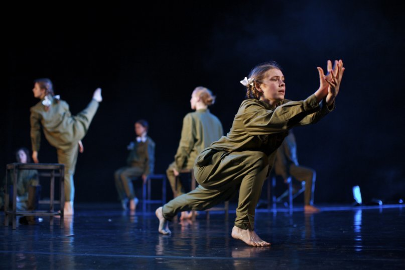 Встречайте: «Танц-Акц-и-я» Театра-студии современной хореографии в Домодедово, фото-2
