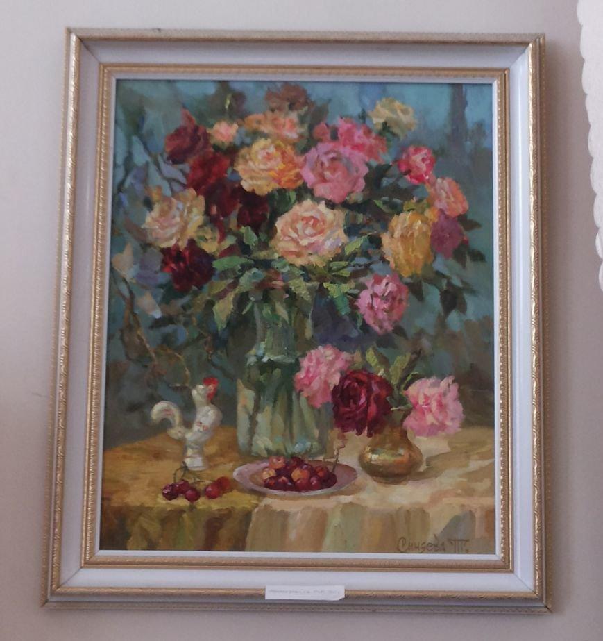 Молодая крымская художница показала в Симферополе «Свет живописи» (ФОТО), фото-5