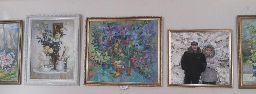 Молодая крымская художница показала в Симферополе «Свет живописи» (ФОТО), фото-3