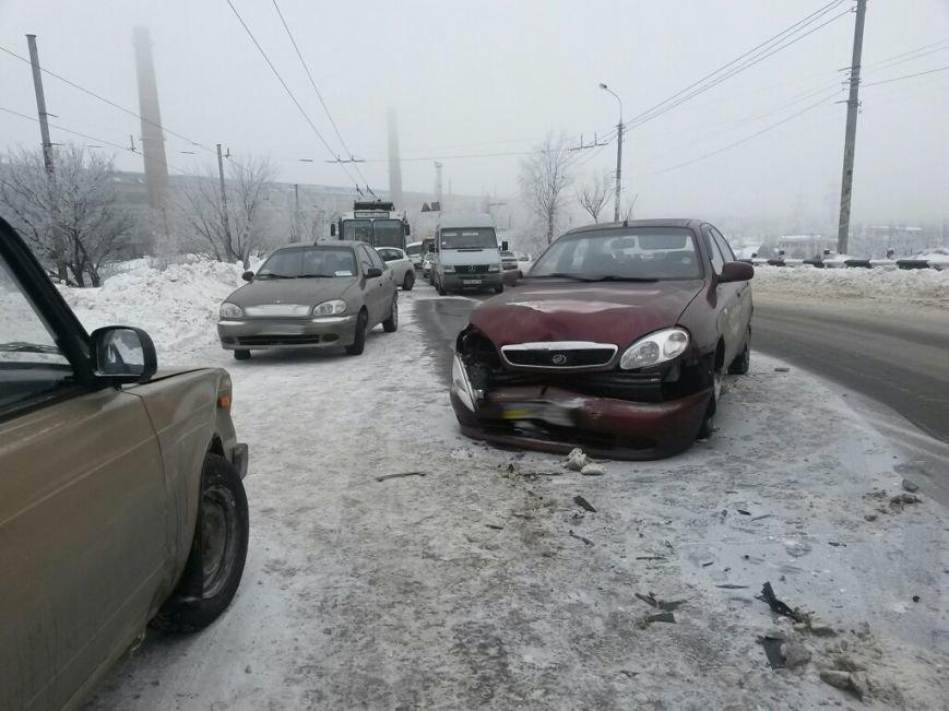 8 дней спустя! На дорогах Мариуполя аварии и заторы (ФОТО), фото-8