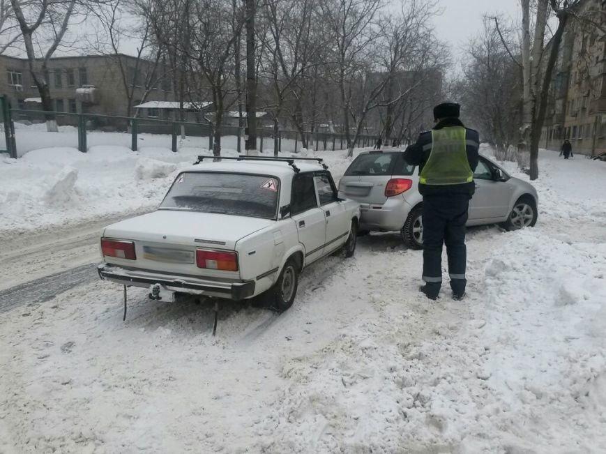 В Мариуполе «ВАЗ» протаранил «Сузуки» (ФОТО), фото-3