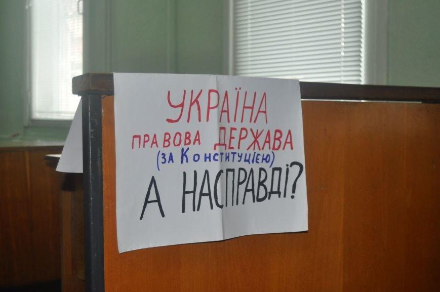 Запорожских журналистов не пустили на суд по делу Анатолия Шевченко, фото-2