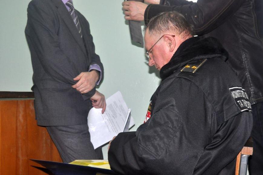 Запорожских журналистов не пустили на суд по делу Анатолия Шевченко, фото-1