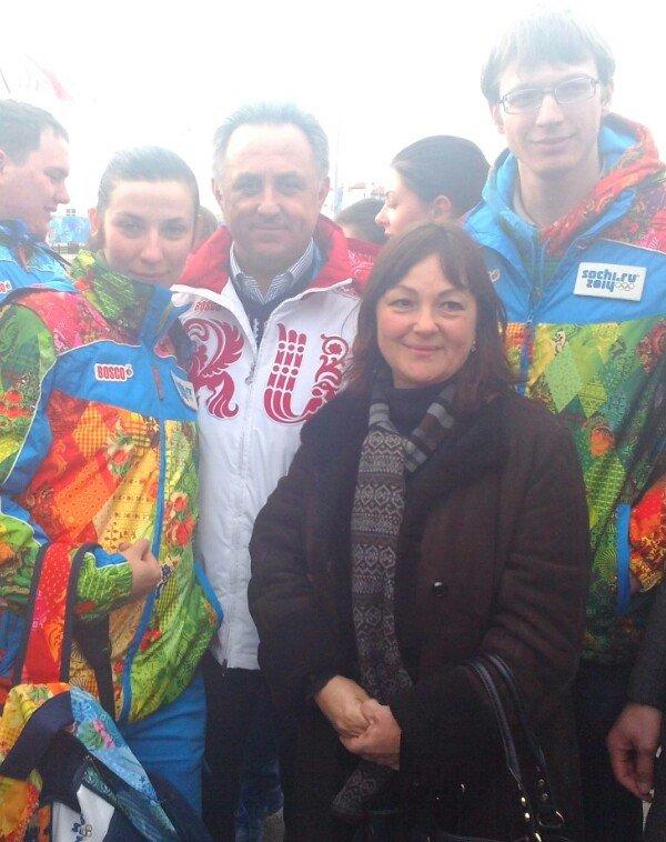Сегодня , на стадионе Фишт, состоится Церемония открытия XXII Зимних Олимпийских игр. (Фото волонтеров Таганрога), фото-2