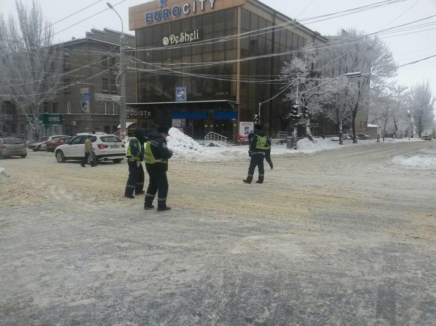 В Мариуполе маршрутка столкнулась с «Опелем» (ФОТО), фото-5