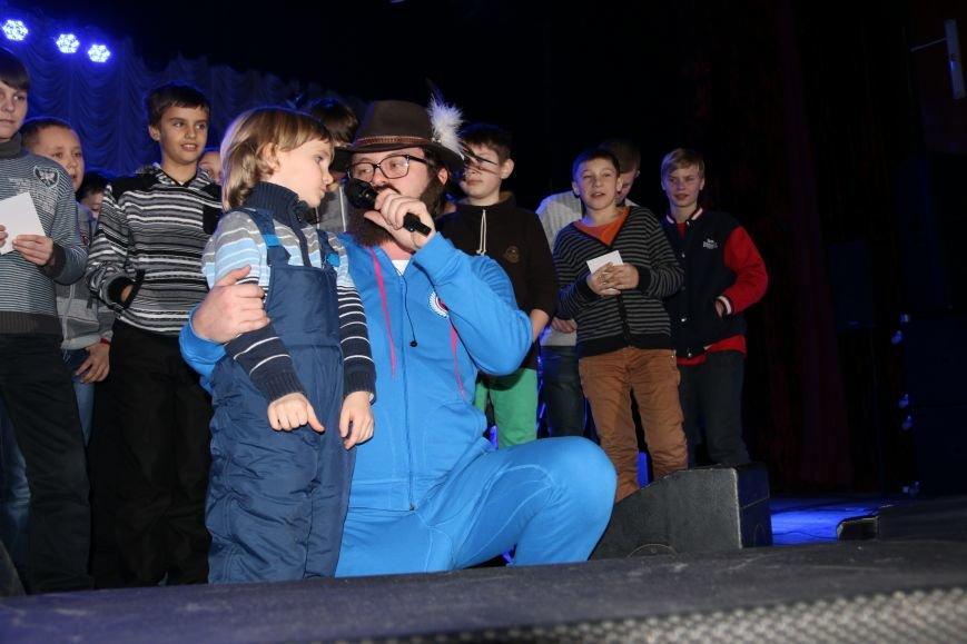 Антигламурная и комедийная группа DZIDZIO выступила в Чернигове, фото-5