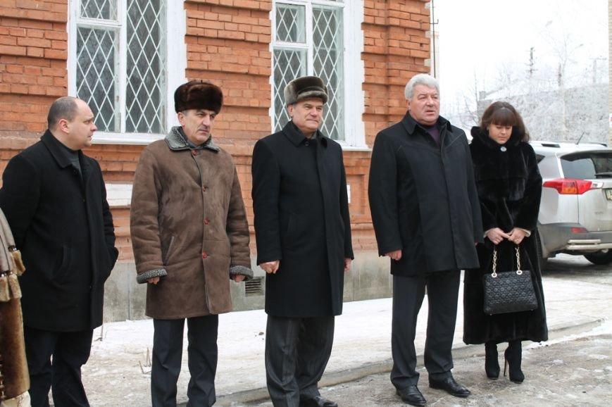 В Артемовске после ремонта открыли филиал физиотерапевтического отделения, фото-3