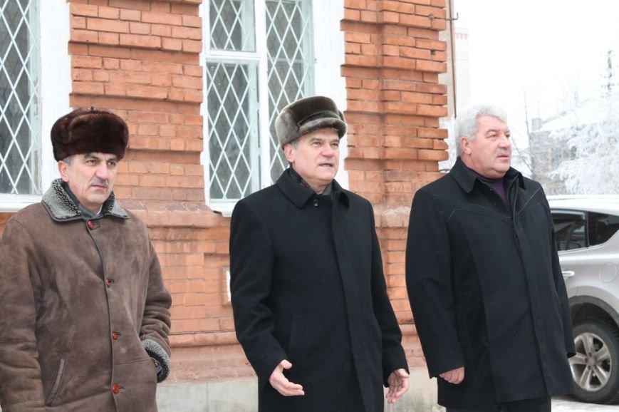 В Артемовске после ремонта открыли филиал физиотерапевтического отделения, фото-1