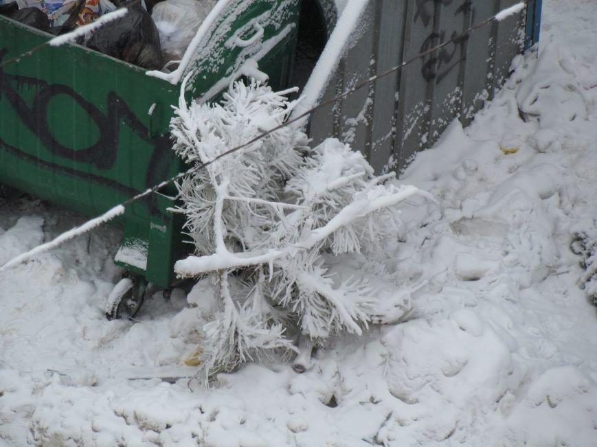 Мариупольцы наслаждаются последними днями зимней сказки (ФОТО), фото-5