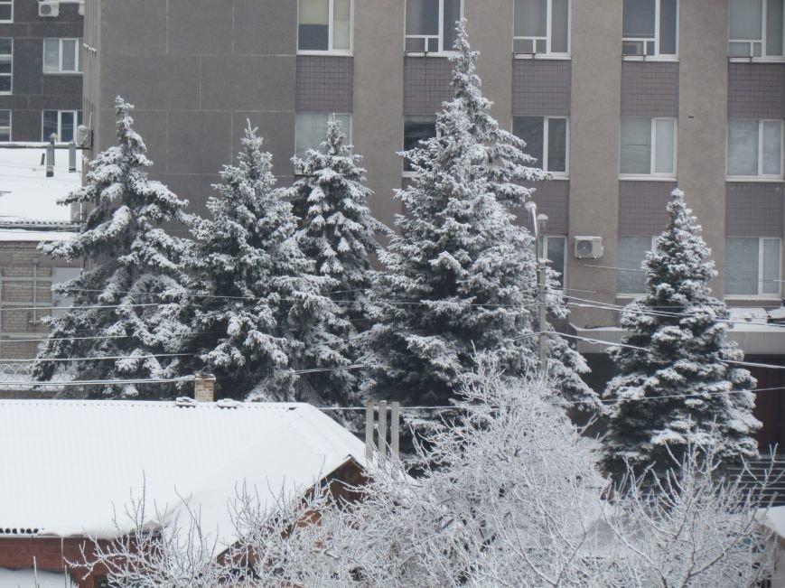 Мариупольцы наслаждаются последними днями зимней сказки (ФОТО), фото-2
