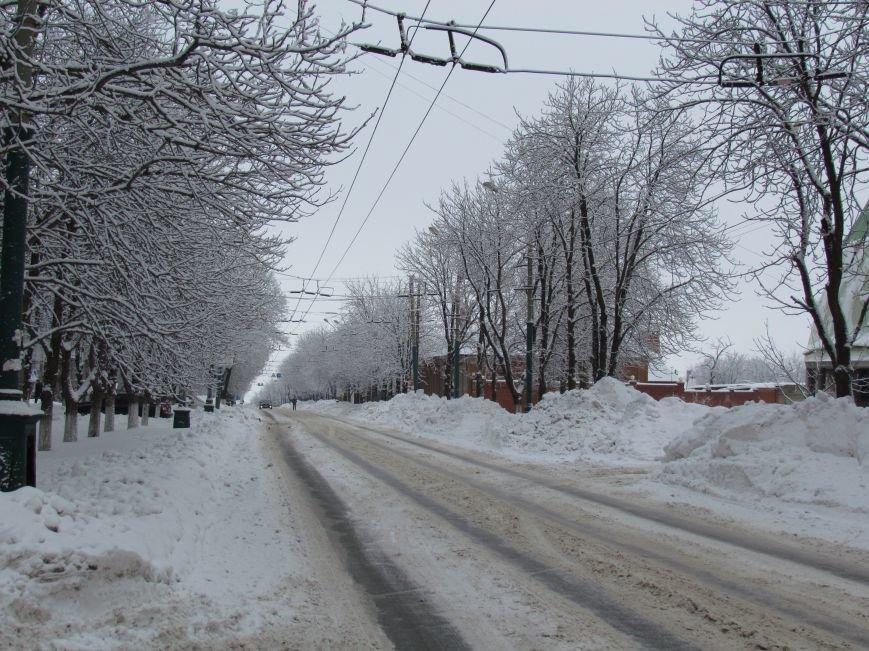 Мариупольцы наслаждаются последними днями зимней сказки (ФОТО), фото-13