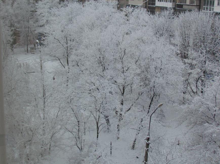 Мариупольцы наслаждаются последними днями зимней сказки (ФОТО), фото-4