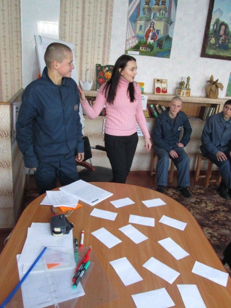Сирот из Кременчугской воспитательной колонии учили быть терпимыми (ФОТО), фото-6
