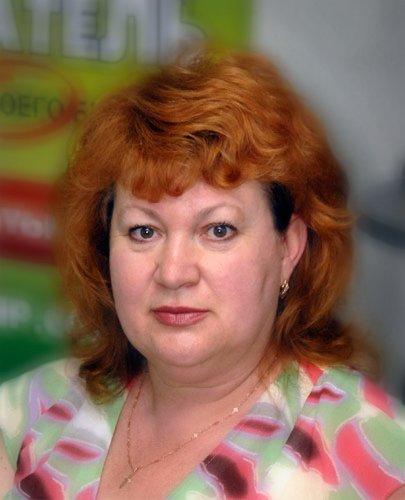 Наталия Щербак