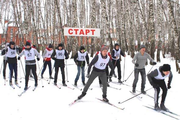 Зимняя спартакиада призывников прошла в Домодедово, фото-1