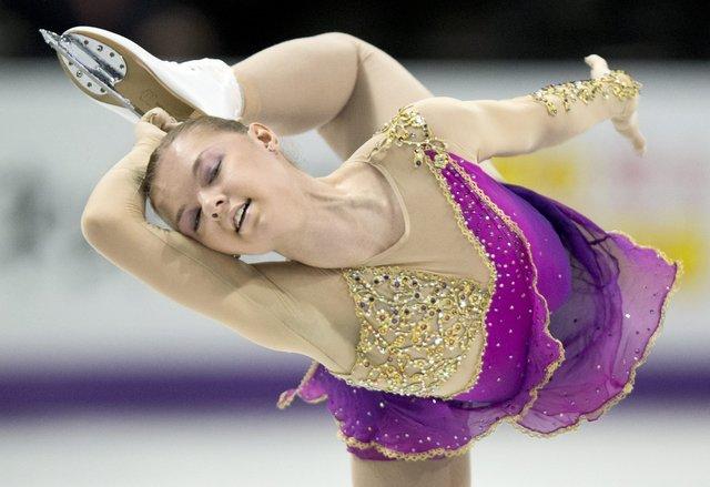 На Олимпиаде в Сочи выступит фигуристка из Симферополя (ФОТО), фото-3