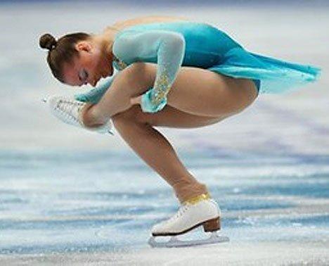 На Олимпиаде в Сочи выступит фигуристка из Симферополя (ФОТО), фото-2